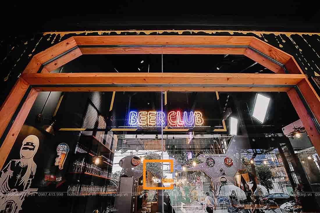 Thi công nhà hàng Beer Club tại Đồng Nai