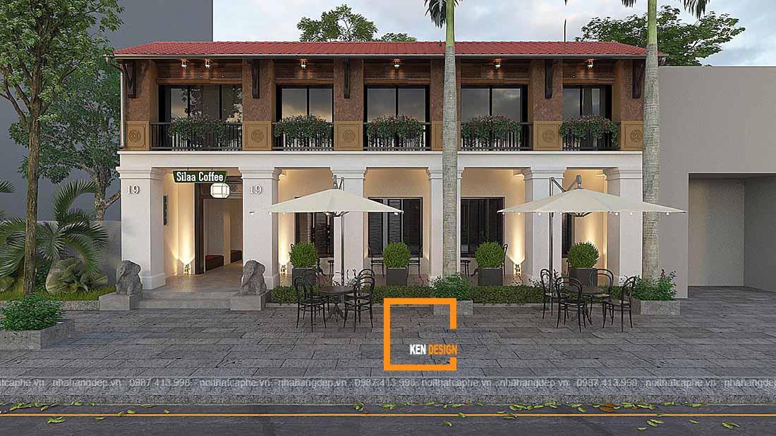 Thiết kế quán cafe Mộc An - sáng tạo không gian kinh doanh hiệu quả