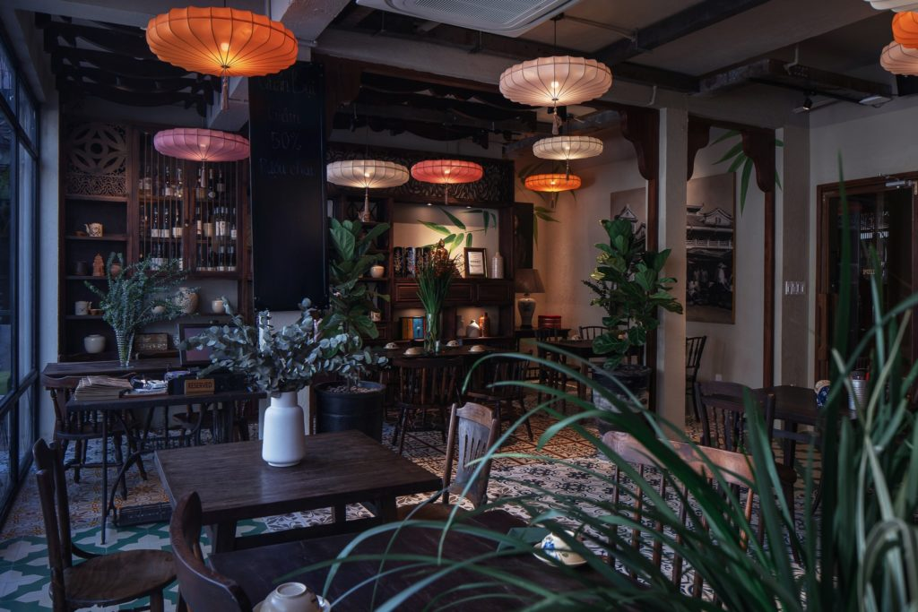 Top 3 nhà hàng Bistro đẹp nhất Việt Nam