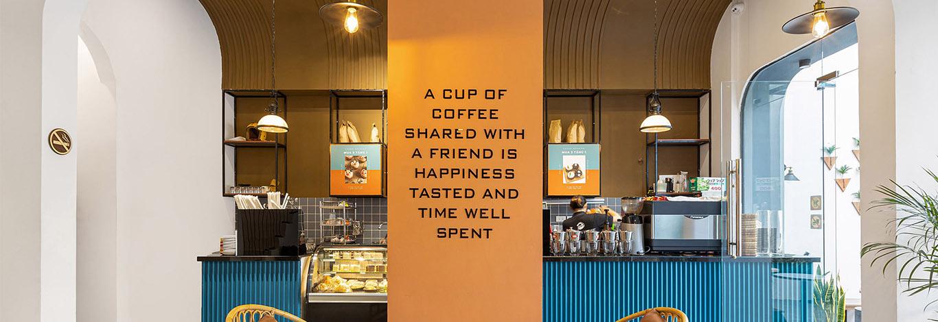 Bí quyết thiết kế quán cafe hút khách tại Hà Nội