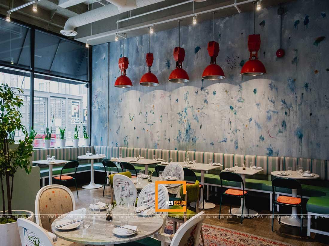 Tiêu chuẩn thiết kế nội thất nhà hàng, bạn đã biết?