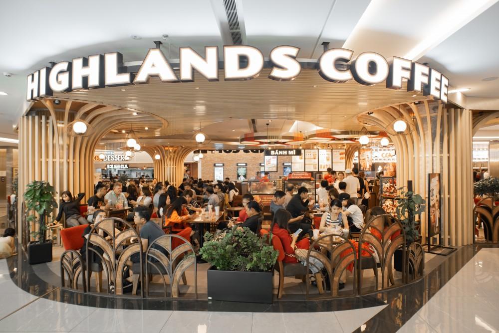 Thiết kế Highlands Coffee – Nâng tầm giá trị Việt
