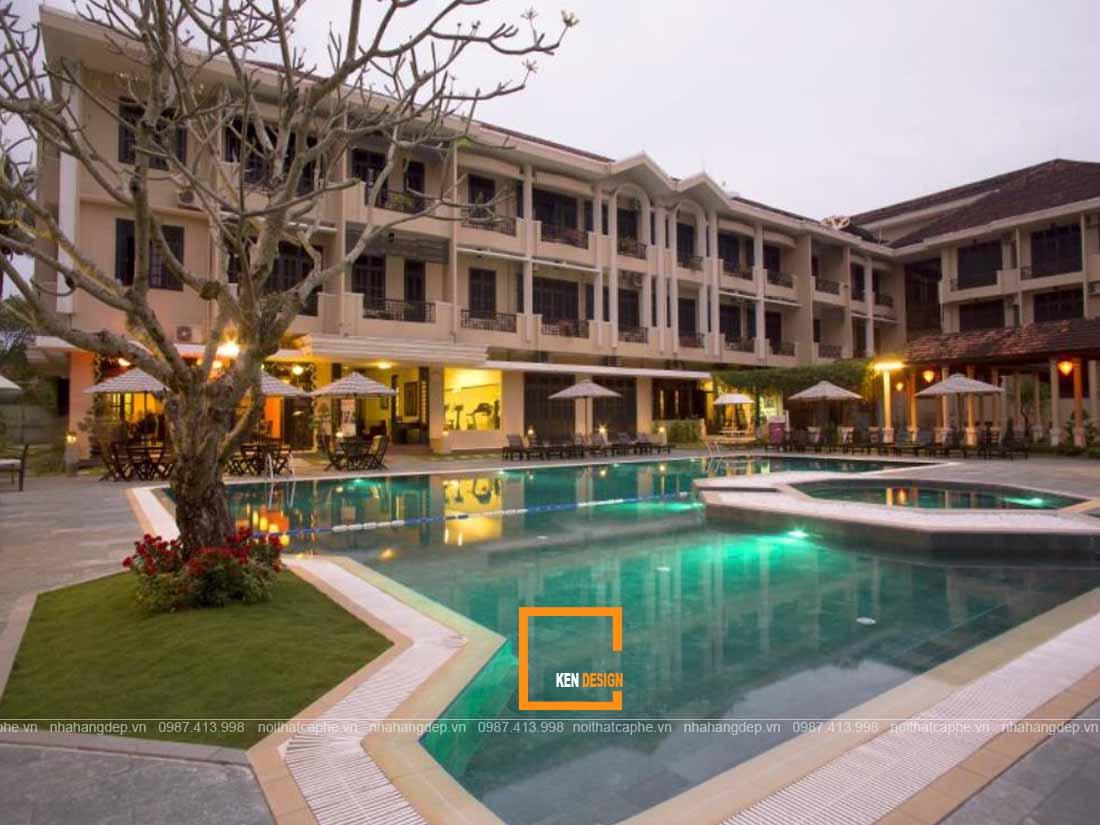 Giới thiệu 3 phong cách thiết kế khách sạn hot nhất hiện nay