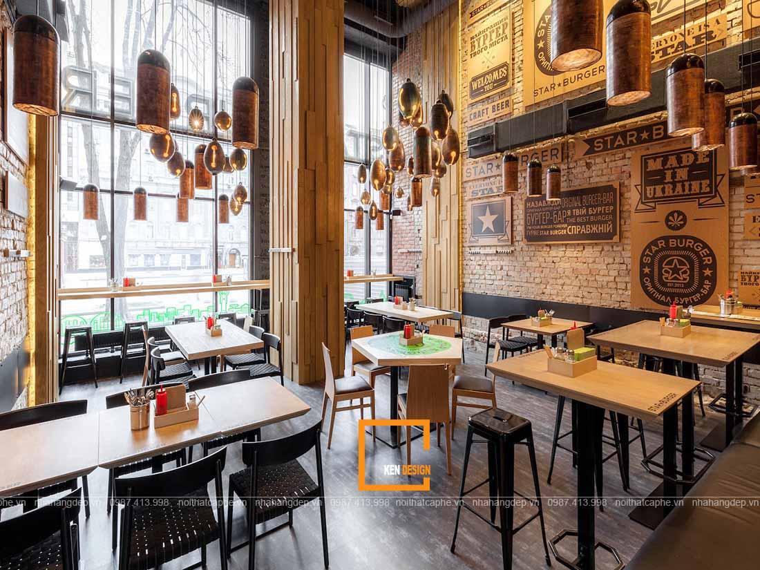 Thiết kế nhà hàng giá rẻ, đâu là sự lựa chọn tốt nhất?