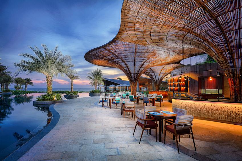 12 mẫu thiết kế khách sạn đẹp nhất châu Á không thể bỏ qua