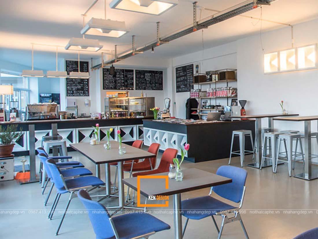 """5 mẫu thiết kế quán cafe cực """"hot"""" hiện nay"""
