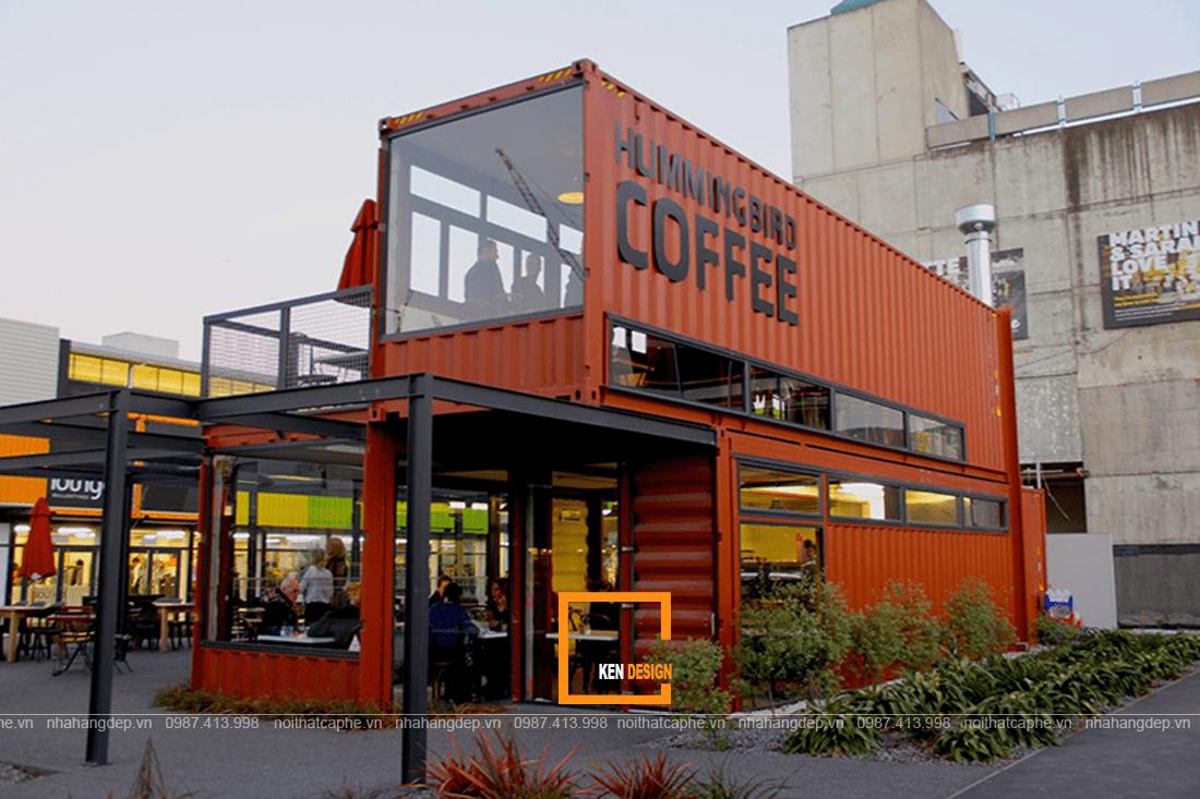 3 ý tưởng thiết kế kiến trúc quán café hai mặt tiền ai cũng muốn ghé thăm