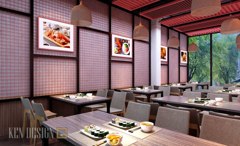 Thiết kế nhà hàng Vịt