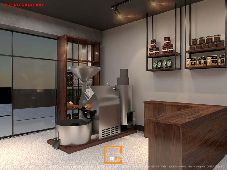 Thiết kế Thiên Hạt Specialty Coffee