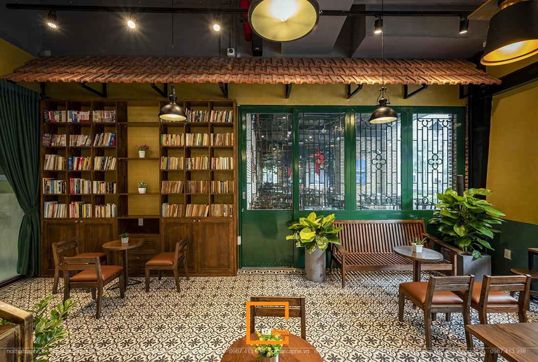 Thiết kế quán cafe đón đầu xu hướng tại Sài Gòn
