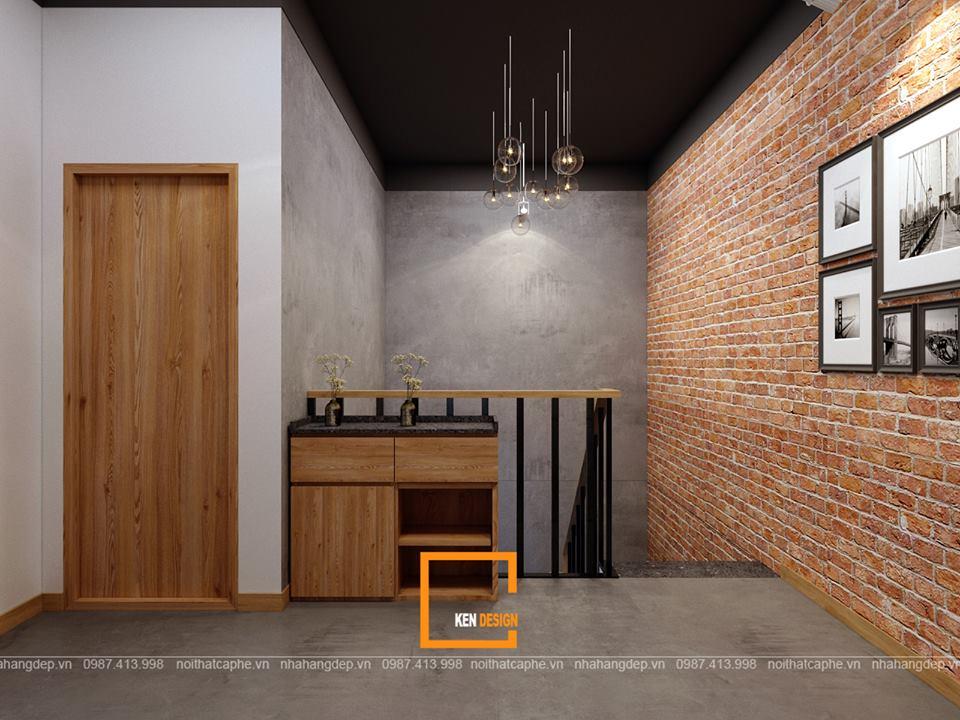 thiết kế quán A LIKE COFFEE