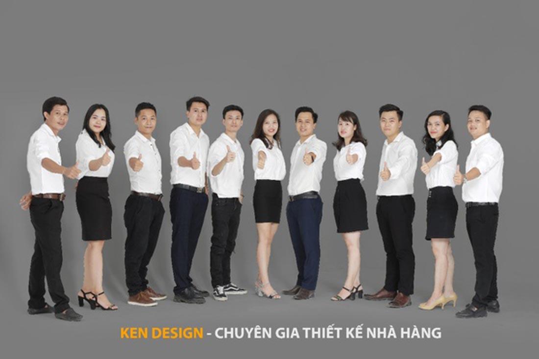 Báo Dân Trí đưa tin về Ken Design , giá trị thương hiệu được khẳng định