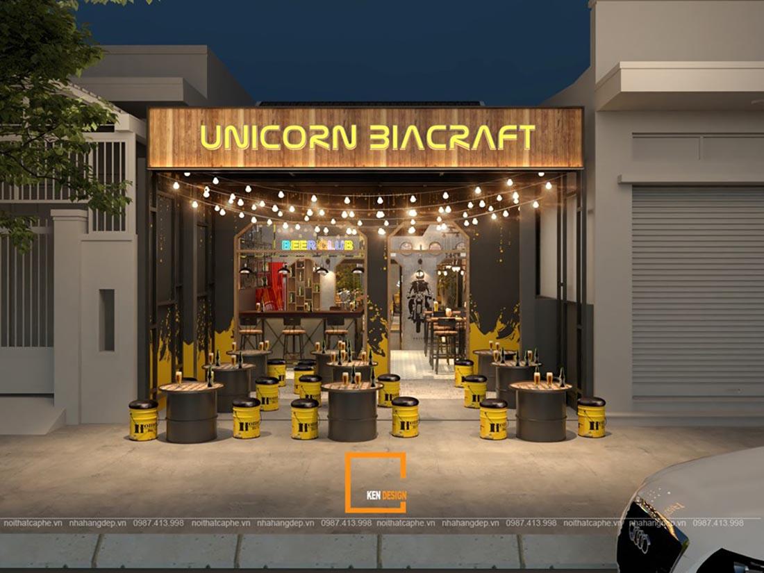 Nhà Hàng Bia UNICORN BIACRAFT