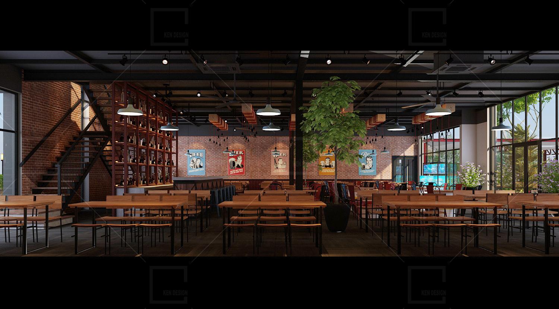 Thiết kế nhà hàng Beer