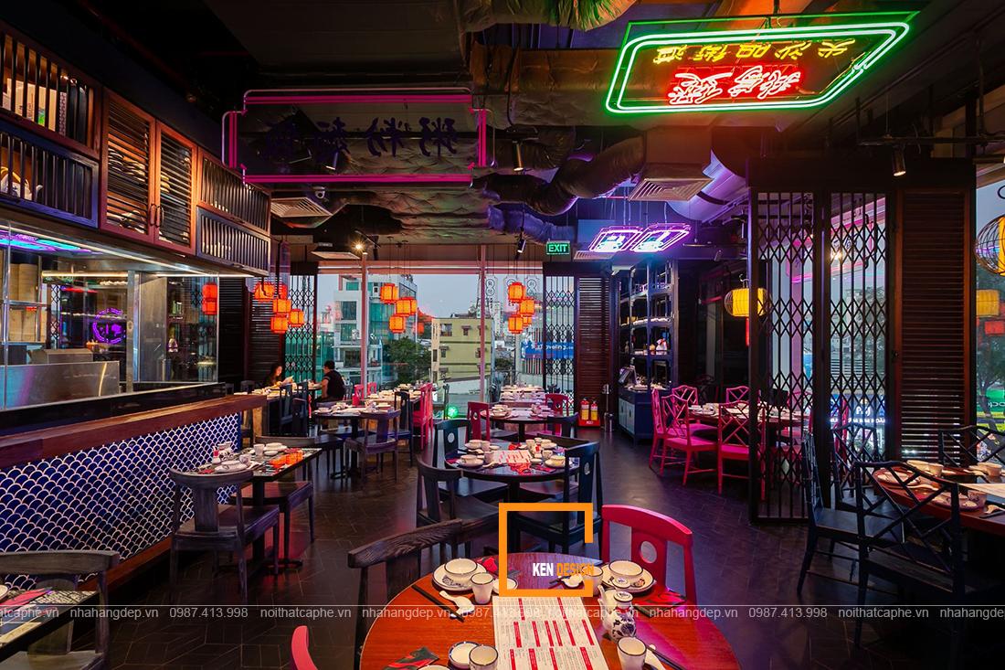 Thiết kế quán cà phê phong cách Lost in HongKong – xu hướng mới lên ngôi của giới trẻ