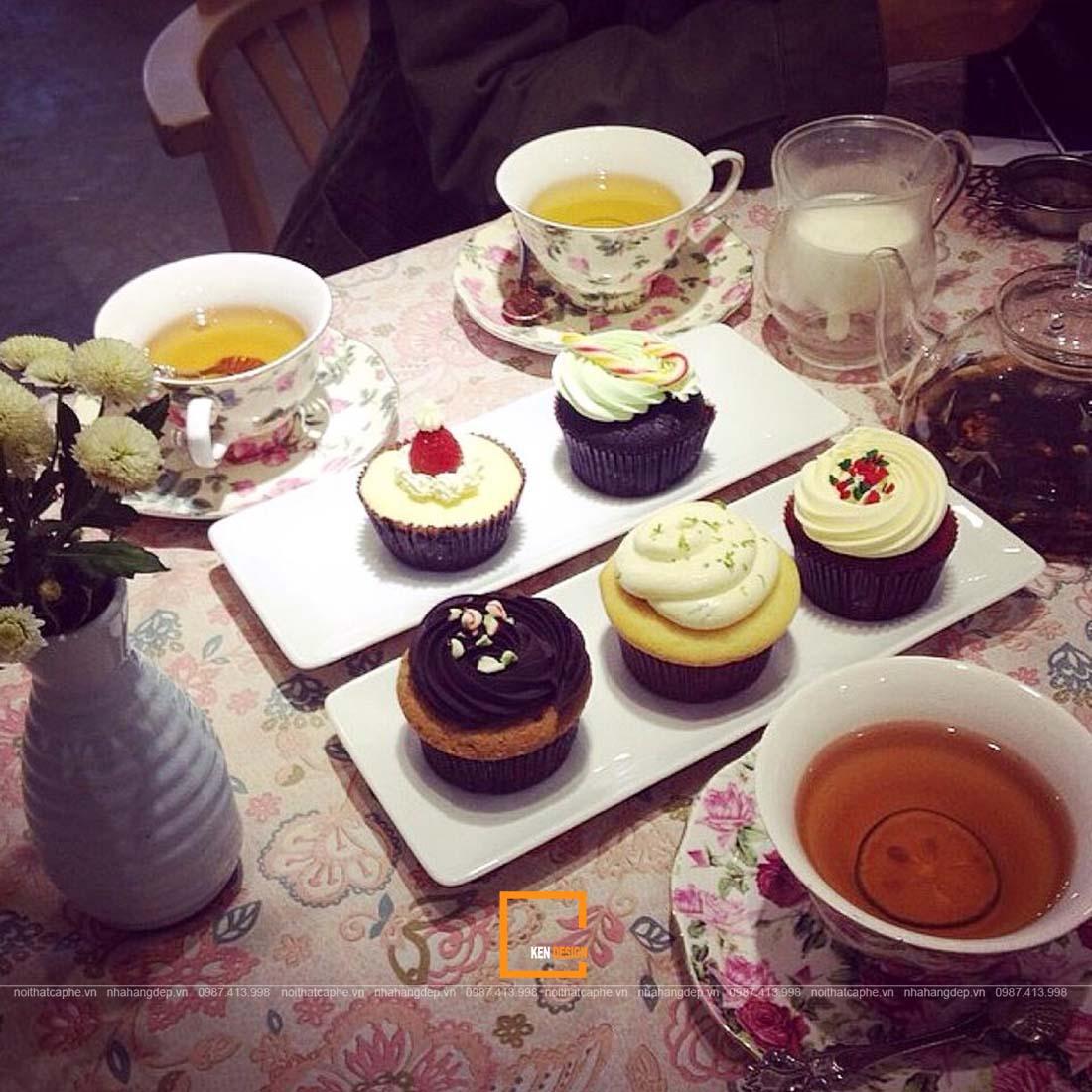 tính điểm hòa vốn trong kinh doanh quán trà bánh