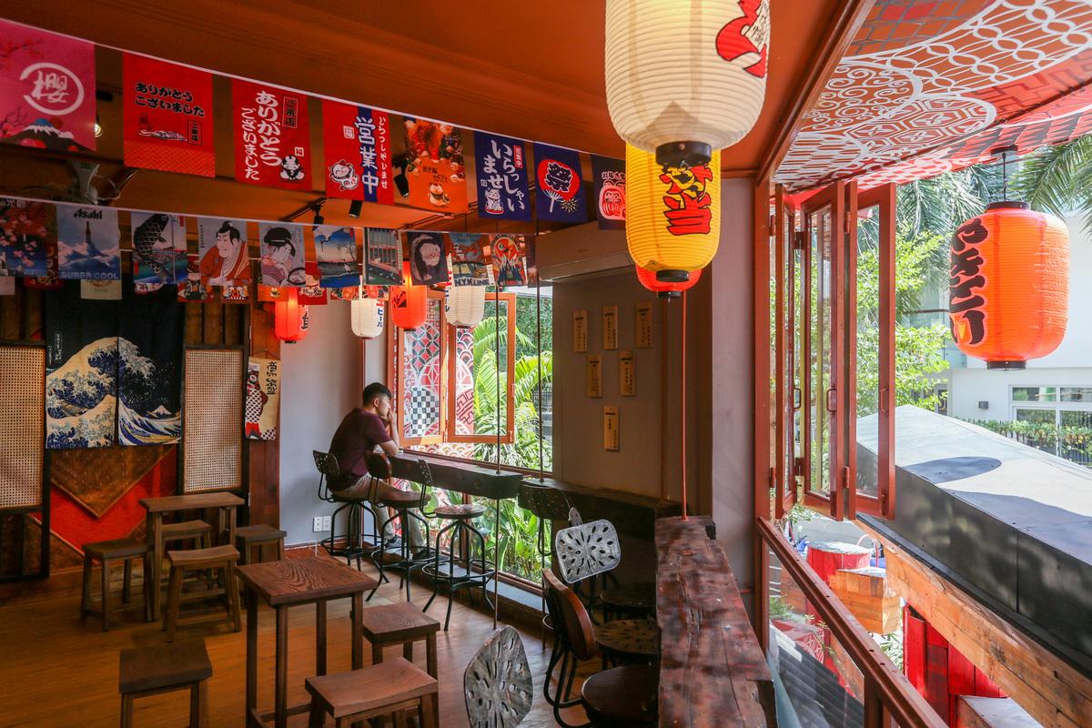 Điểm tên 3 quán cafe thiết kế theo phong cách Nhật Bản độc đáo tại Việt Nam