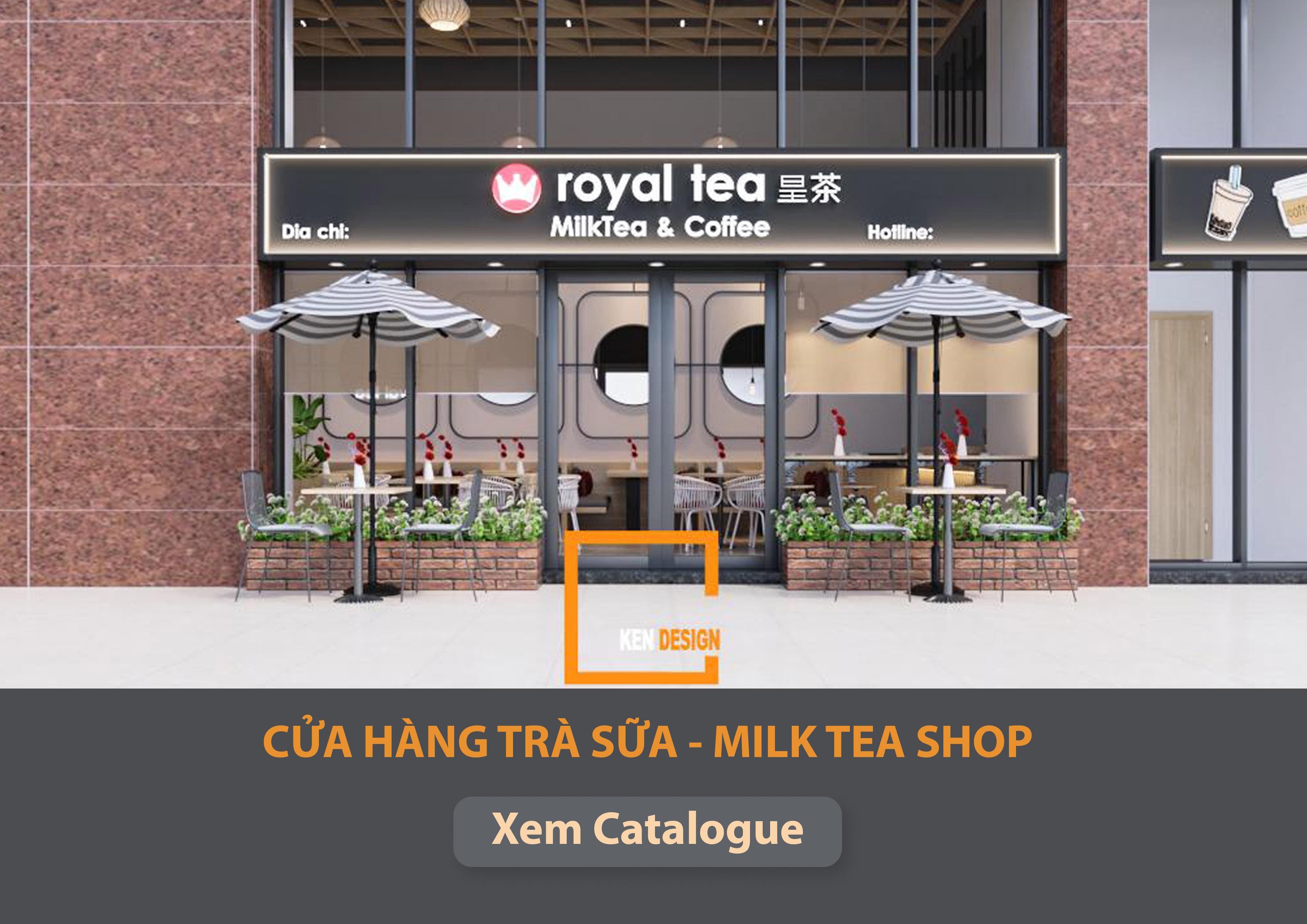 catalogue kendesign milk tea shop