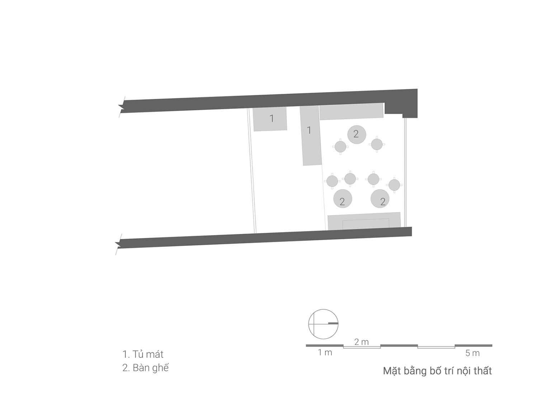 thiết kế quán đồ uống