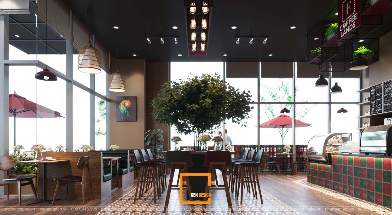 dự toán chi phí setup quán cafe mô hình vừa và nhỏ