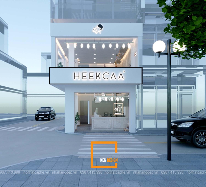 Thiết kế Heekcaa Nguyễn Đình Chiểu