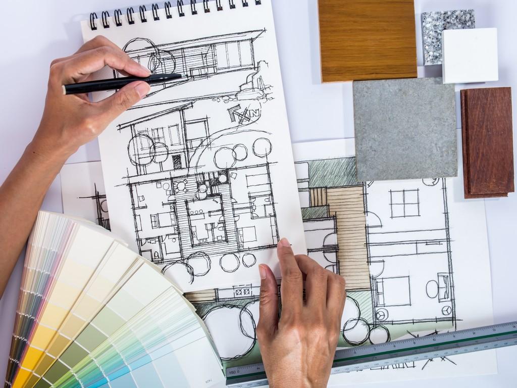 Hướng dẫn tự khảo sát hiện trạng mặt bằng và gửi về Ken Design