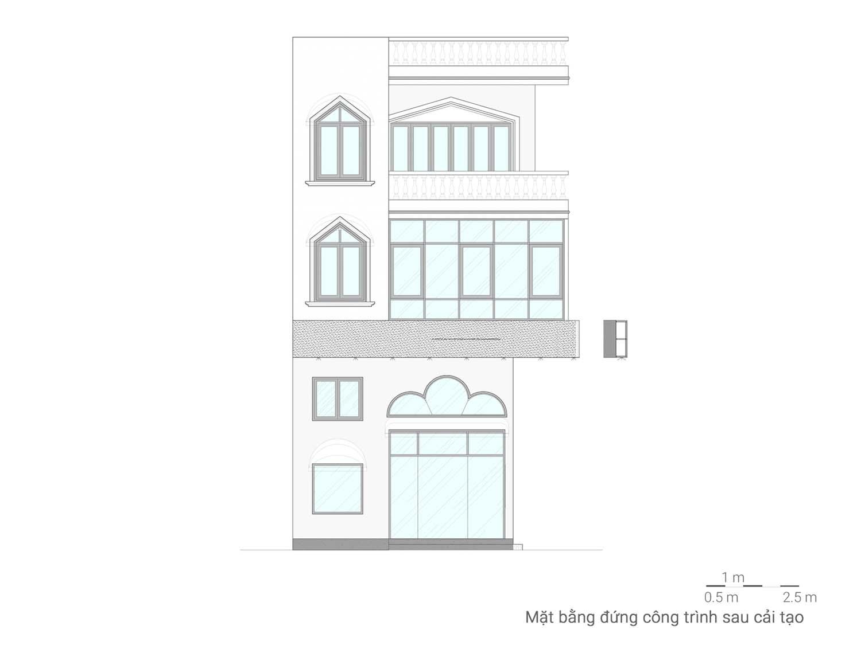 Thi công quán Juice - Quảng Ninh