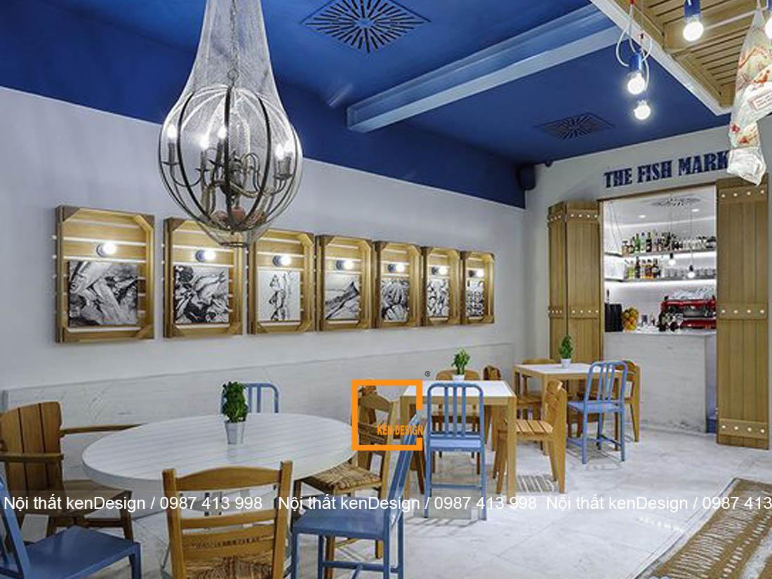 thiết kế nhà hàng hải sản tại Đà Nẵng đẹp