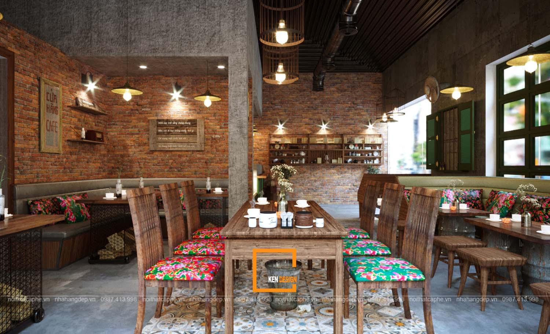 bảng dự toán chi phí mở quán cafe