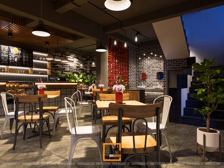 kinh nghiệm thiết kế quán cafe