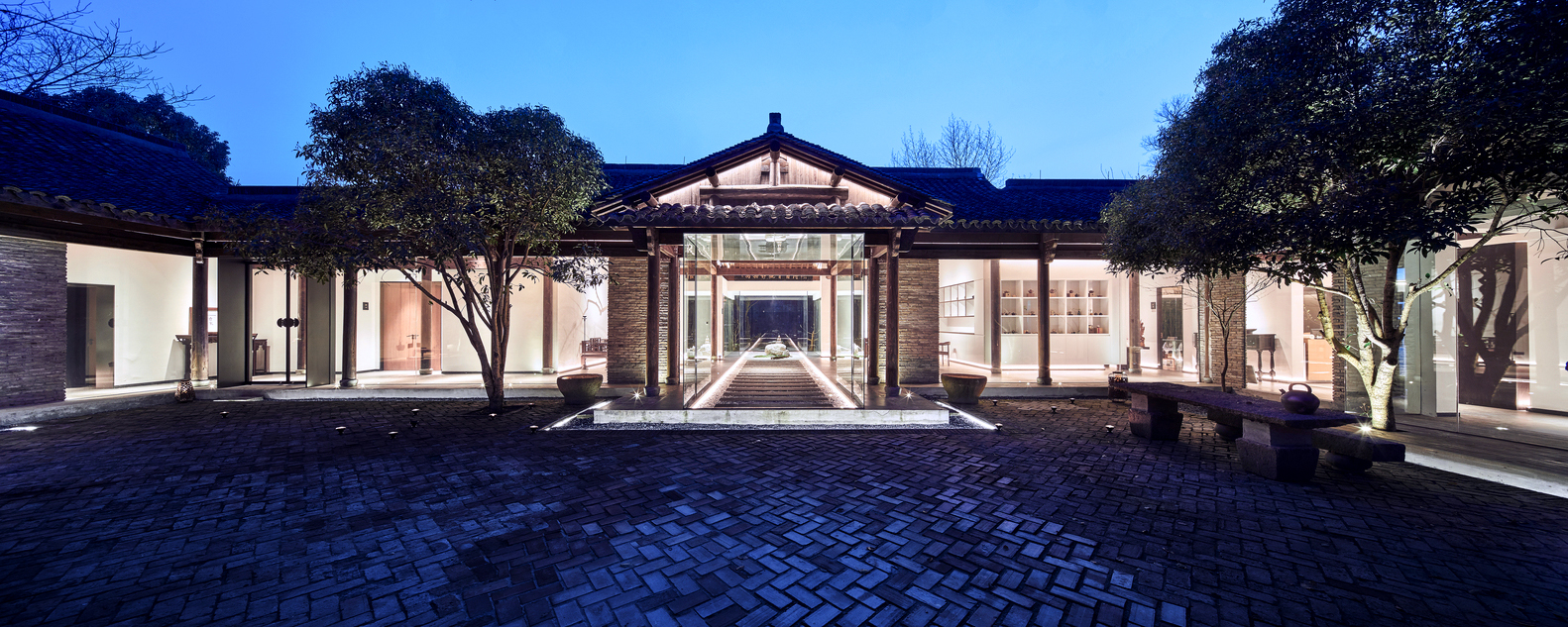 Mẫu Thiết Kế Phòng Trà Xi Xi