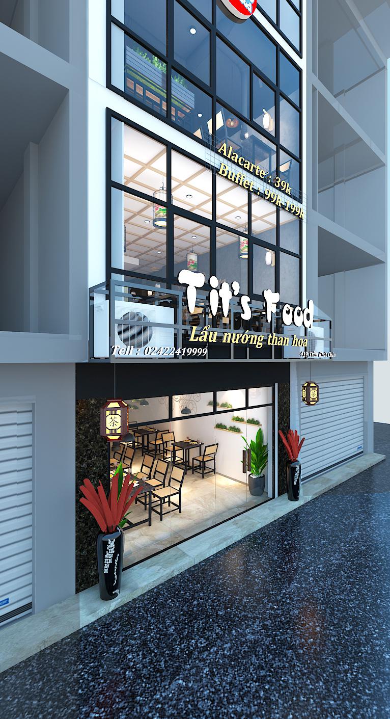Nhà hàng lẩu Tit's Food