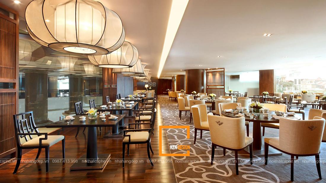 Những phong cách thiết kế nhà hàng khách sạn đang được săn đón nhất
