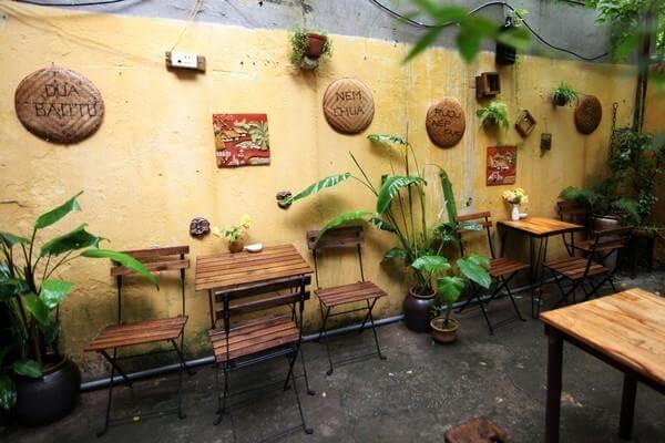 Top 3 quán cafe phong cách thô mộc đẹp tại Hà Nội