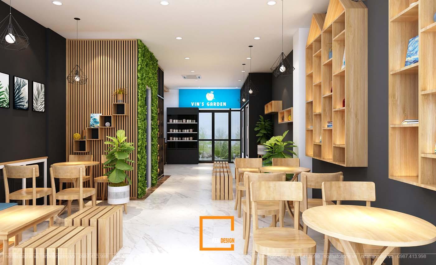 Tổng hợp những kinh nghiệm thiết kế quán cafe sách chuẩn đẹp ( phần 1)