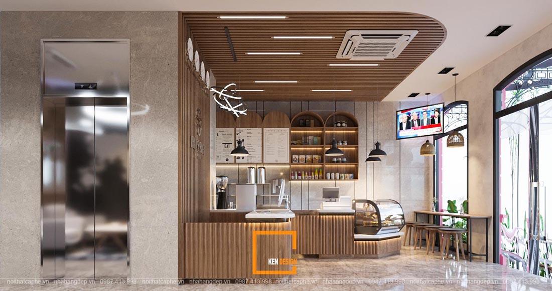 sai lầm khi thiết kế quán cafe