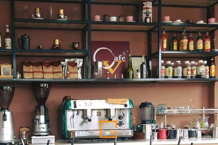 Những trang thiết bị quầy bar không thể thiếu để có một nhà hàng chuyên nghiệp
