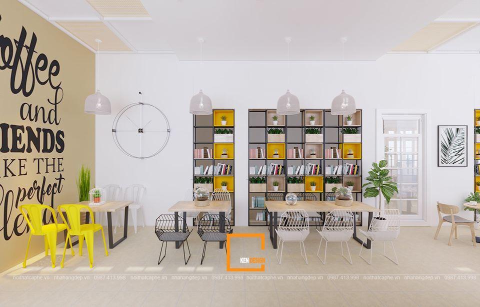 Thiết kế Canteen Trường Đại học Sư phạm Kỹ thuật Hưng Yên