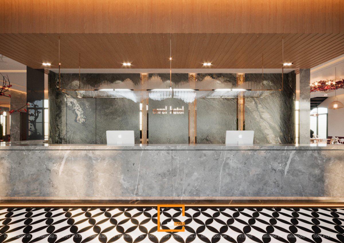 Thiết kế nhà hàng Coral sang trọng, đẳng cấp tại Phú Quốc