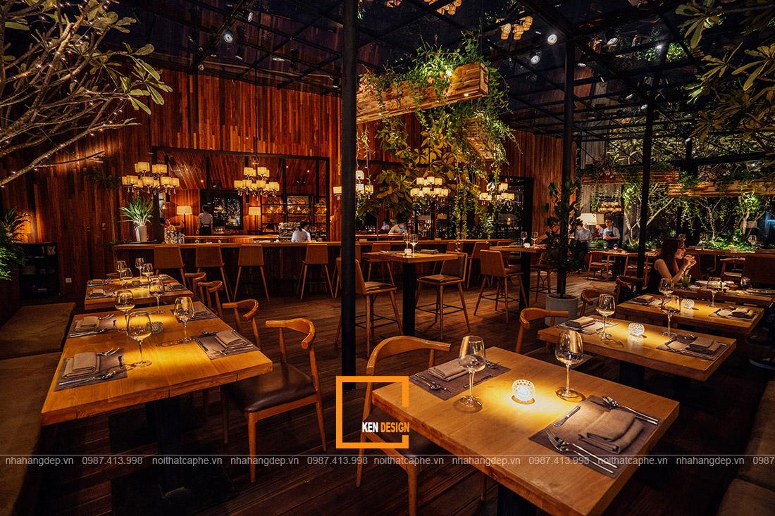 Dự toán chi phí setup nhà hàng - những yếu tố quyết định