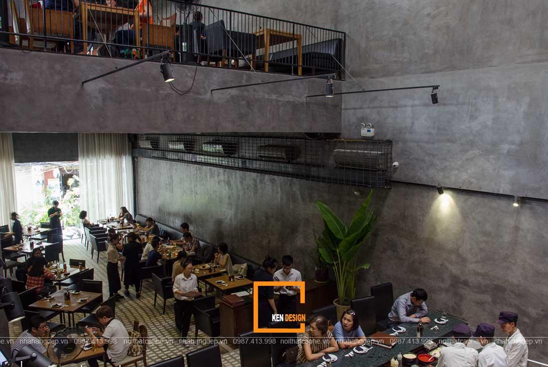 thiết kế nhà hàng Pizza tại Đà Nẵng