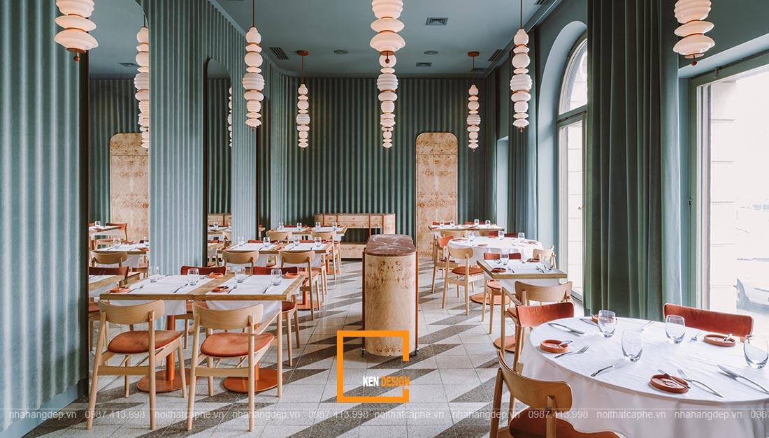thiết kế nhà hàng tại Ba Lan