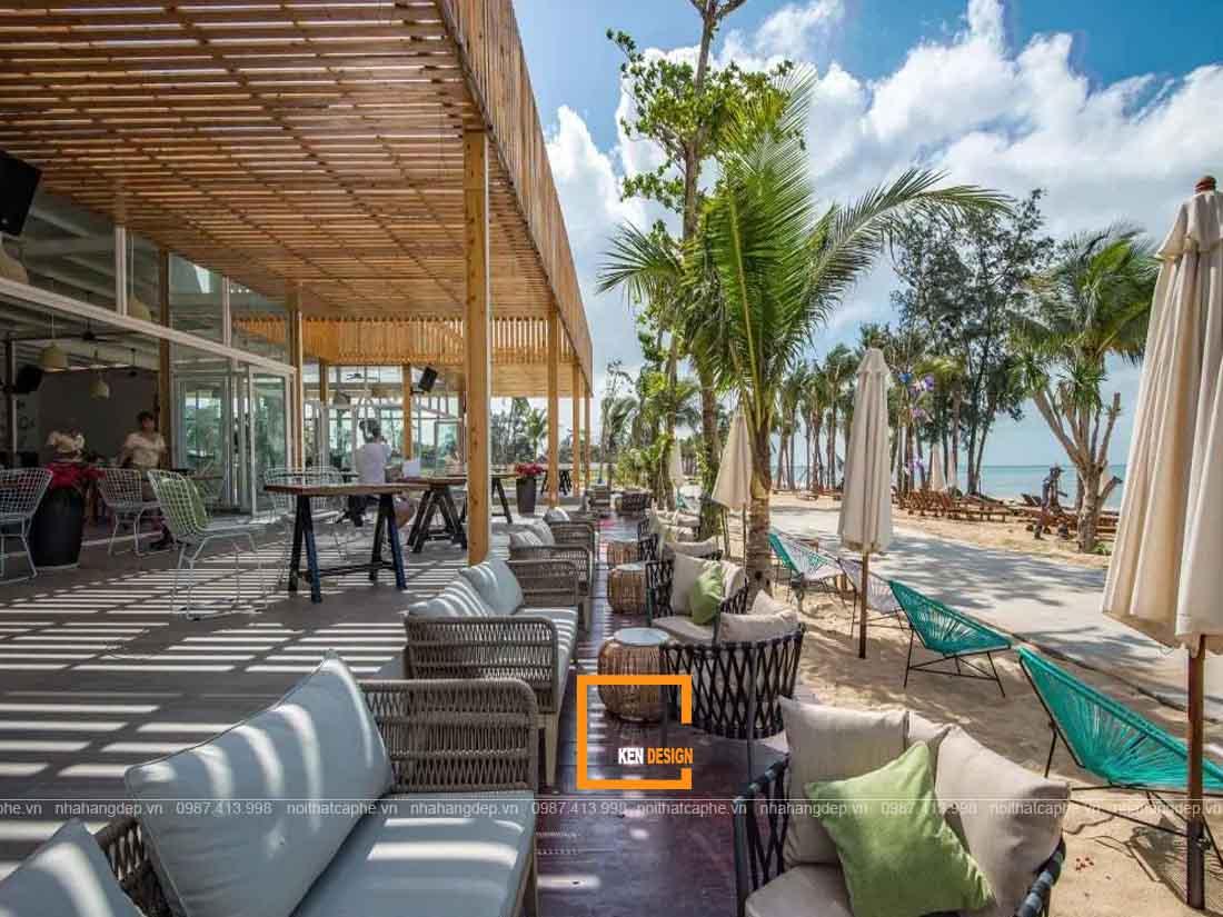 Thiết kế nhà hàng tại Phú Quốc - xây dựng không gian kinh doanh hiệu quả