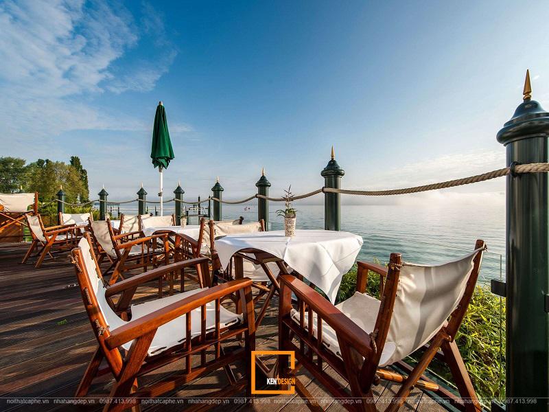 Top 3 mô hình thiết kế nhà hàng view biển mà bạn nên biết