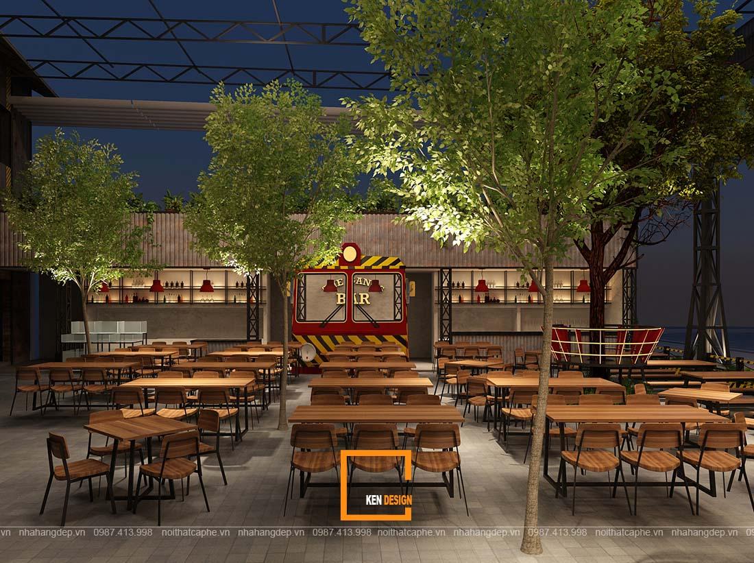 """Thiết kế quán bia khiến """"dân nhậu"""" đứng ngồi không yên"""