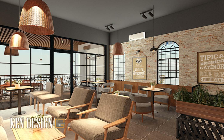 Lời khuyên thiết kế quán cafe hiện đại chuẩn xu hướng