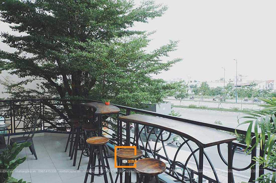 đơn vị thiết kế quán cafe