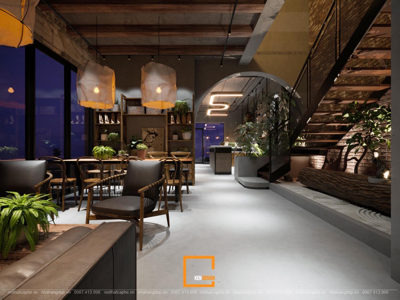 Thiết kế quán cafe Opal Coffee tại Hồ Chí Minh