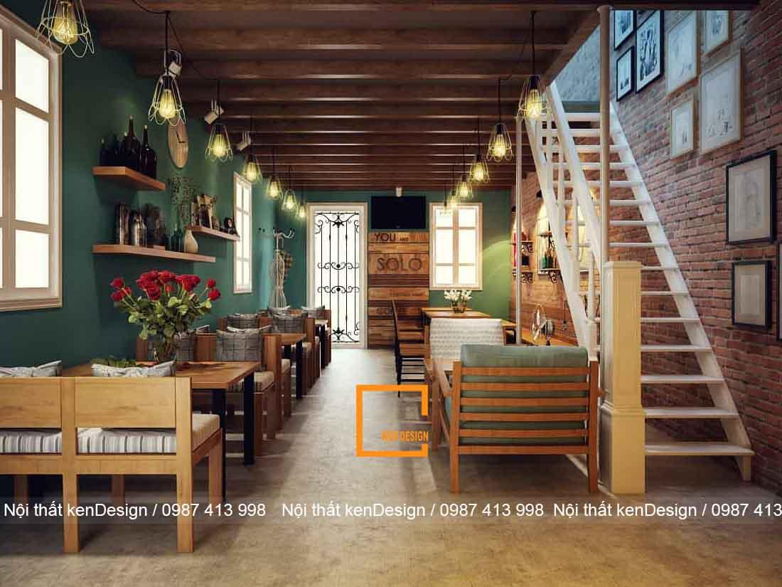 Mẹo thiết kế quán cafe phong cách thô mộc ấn tượng, độc đáo