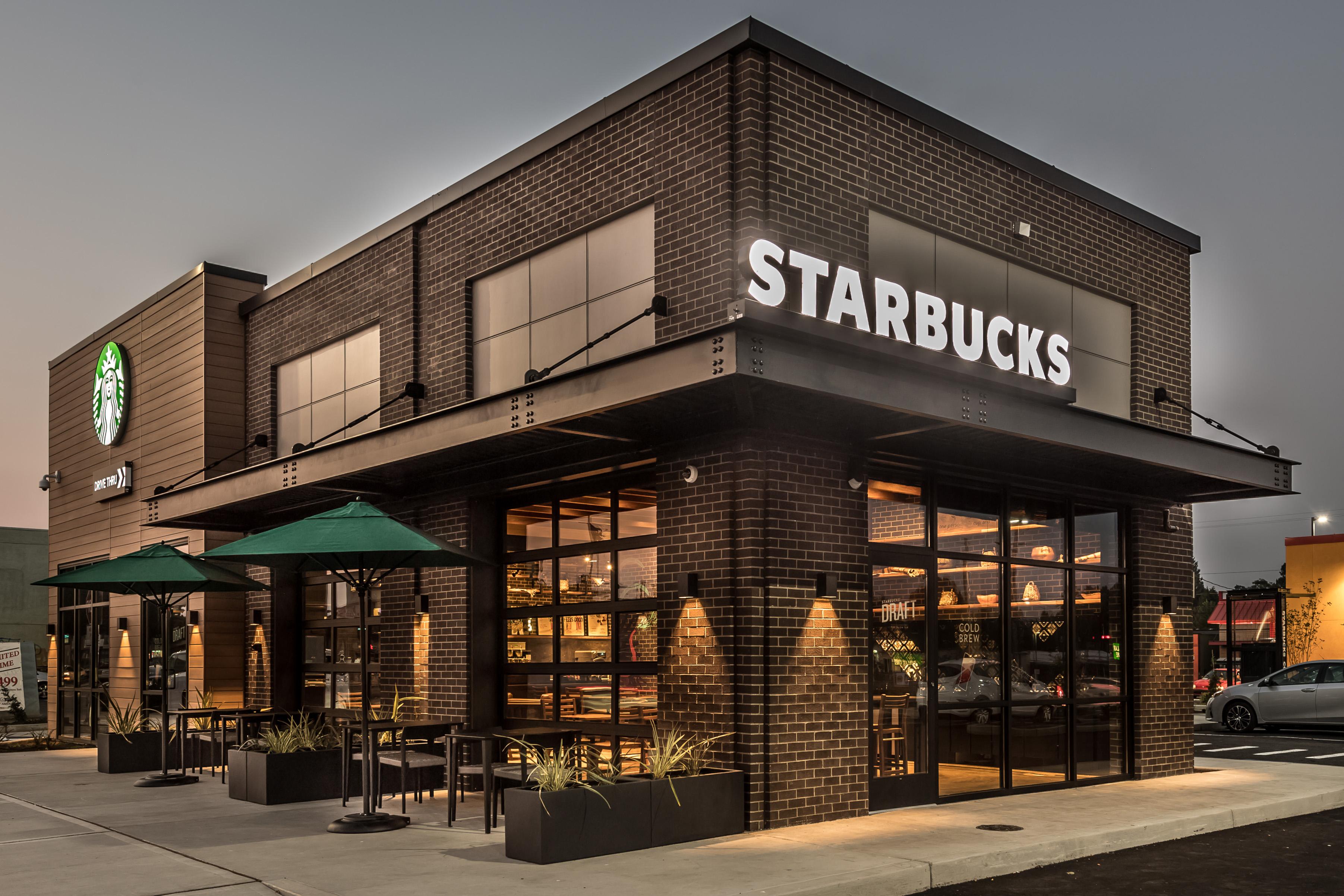 Thiết kế quán cafe Starbucks đã mê hoặc khách hàng như thế nào?